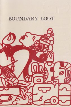 Boundary Loot, front cover